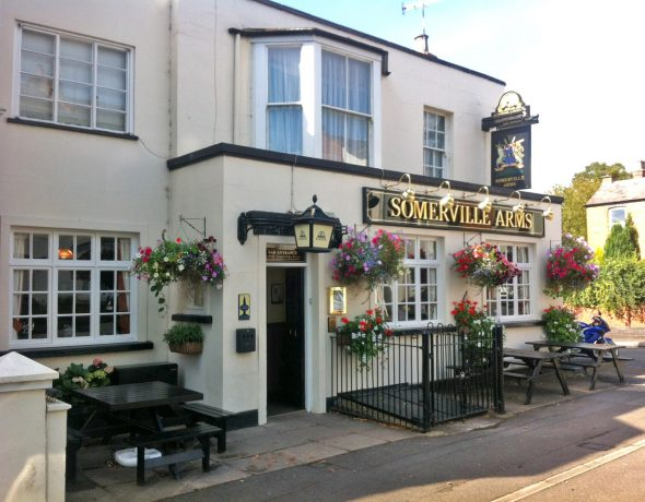 Gold Award for the Somerville Arms